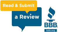 Read and submit a review with the BBB